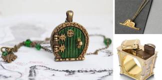 Šperky inšpirované knihami #1 | 20 inšpirácii