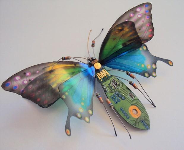 Julie Alice Chappell okridleny hmyz zo suciastok 14