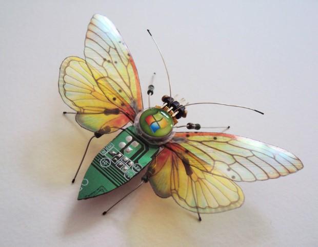 Julie Alice Chappell okridleny hmyz zo suciastok 6