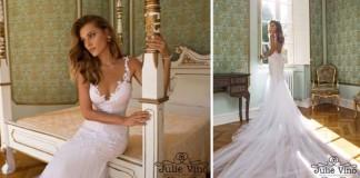 Nádherné svadobné šaty od Julie Vino sú snom každej ženy