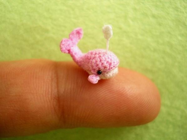 SuAmi handmade hackovane miniaturne zvieratka 4