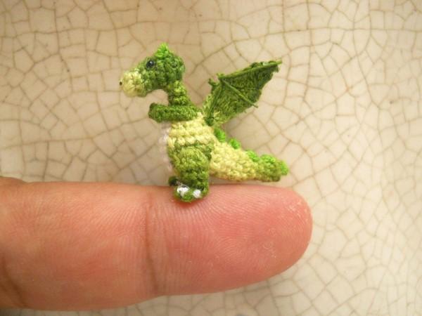 SuAmi handmade hackovane miniaturne zvieratka 5