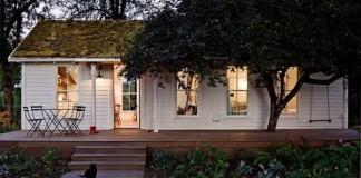 Maličký dom 4-člennej rodinky s rozlohou 50m2