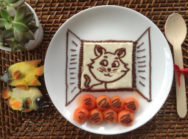nivea salgado jedlo na tanieri 10