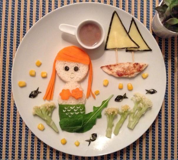 nivea salgado jedlo na tanieri 3
