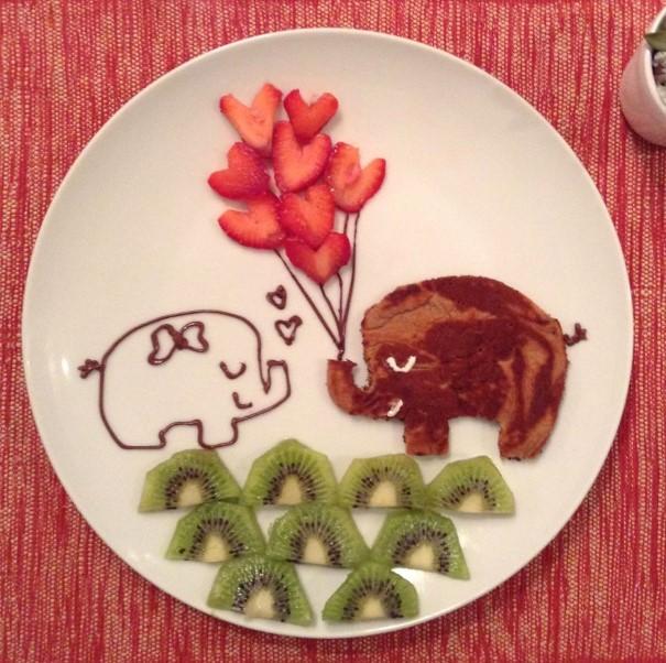 nivea salgado jedlo na tanieri 6