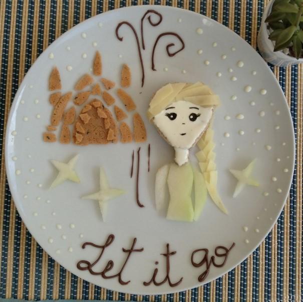 nivea salgado jedlo na tanieri 7