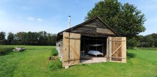 Premena starej stodoly alebo štýlové bývanie v stodole