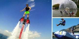 Vodné hračky, ktoré toto leto musíte vyskúšať