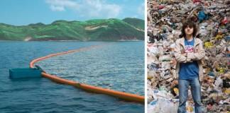 Boyan Slat, 20-ročný študent prišiel s nápadom ako vyčistiť oceány