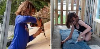 9-ročné dievča Hailey Fort pomáha bezdomovcom s prístreškami a jedlom
