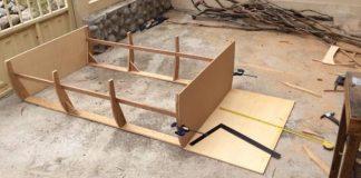 Posteľ pirátska loď | Otec postavil pirátsku posteľ pre syna