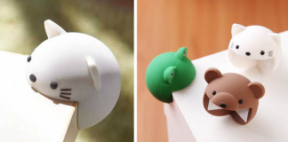 Tieto roztomilé zlepšováky ochránia rohy nábytku a zároveň aj Vás
