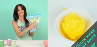 Homemade sorbet za 5 minút | Recept a postup ako na to