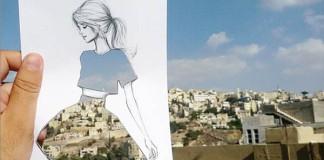 Shamekh Bluwi tvorí jedinečné návrhy šiat inšpirované okolím