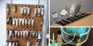 Kancelárske kovové klipy | 29 kreatívnych nápadov ako ich využiť