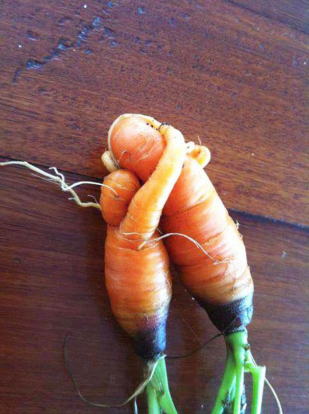 nezvycajne tvary ovocia a zeleniny 5