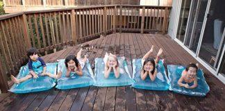 Matrace naplnené vodou | Návod ako vyrobiť mini vodné vankúšiky pre deti