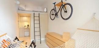 Prekvapivo funkčný a príjemný 13m2 byt v Poľsku | Szymon Hanczar
