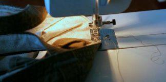 Kabelka z kraťasov | DIY návod, ako premeniť staré kraťasy na kabelku