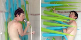 Závesy do sprchy, ktoré vás donútia šetriť vodou   Elisabeth Buecher