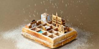 11 miniatúrnych metropol v miestných dobrotách | Brunchcity