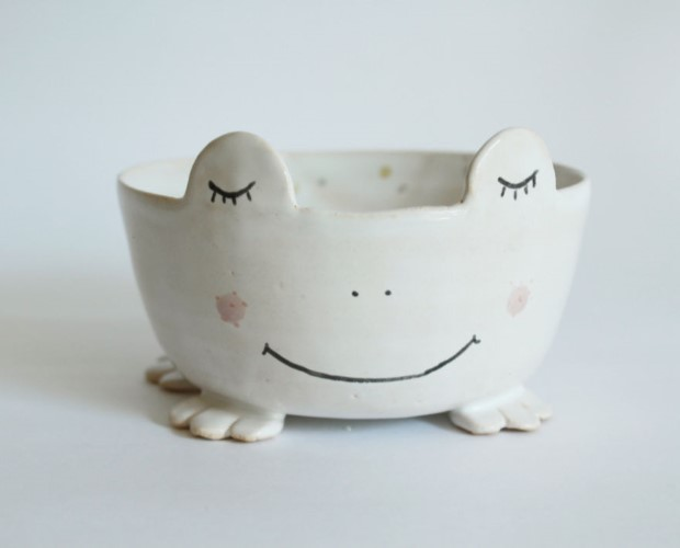 Marta Turowska roztomila zvieracia handmade keramika 11