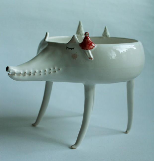 Roztomilá keramika Vám rozžiari všedný deň   Marta Turowska 2