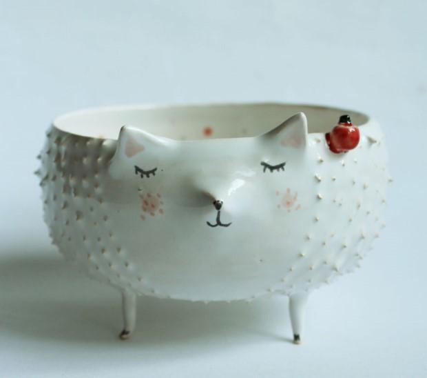 Roztomilá keramika Vám rozžiari všedný deň   Marta Turowska 3