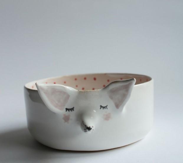 Marta Turowska roztomila zvieracia handmade keramika 4