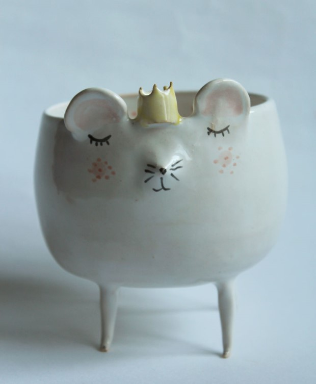 Marta Turowska roztomila zvieracia handmade keramika 6