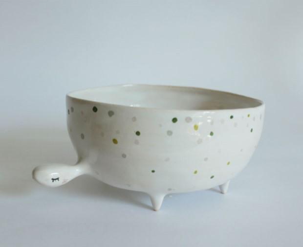 Marta Turowska roztomila zvieracia handmade keramika 7