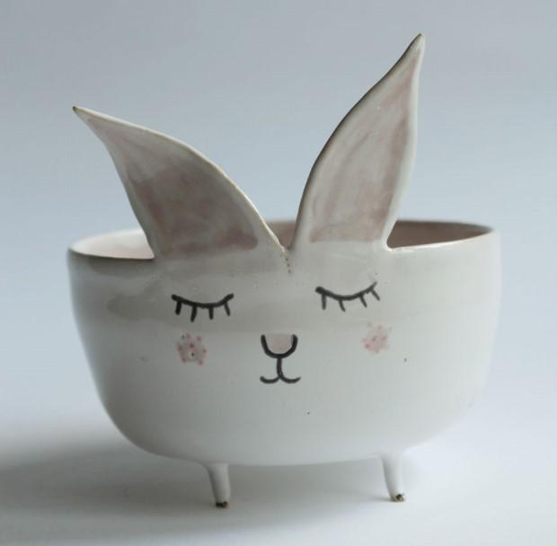 Marta Turowska roztomila zvieracia handmade keramika 8