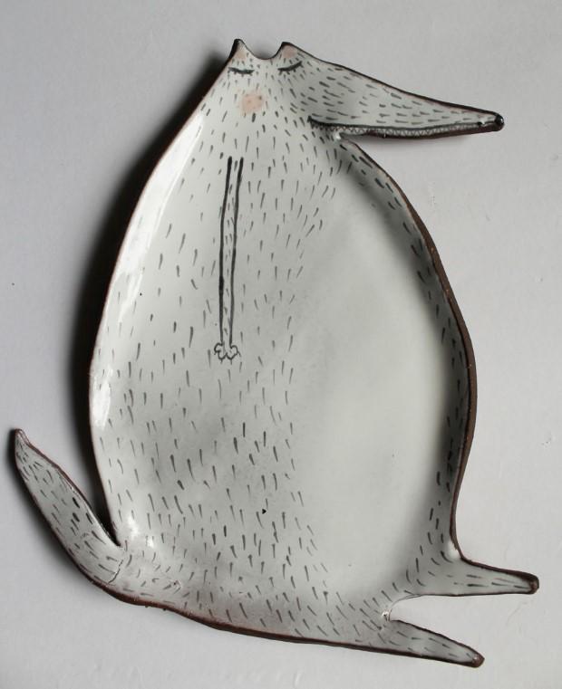 Marta Turowska roztomila zvieracia handmade keramika 9