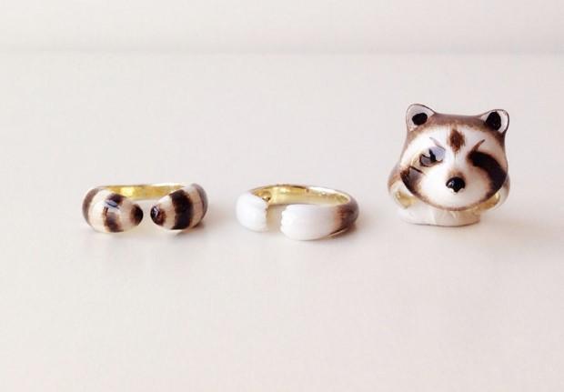 M. Lou prsten z troch casti 5