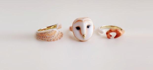 M. Lou prsten z troch casti 8
