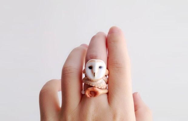 M. Lou prsten z troch casti 9