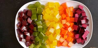 Recept na zdravé domáce gumové cukríky