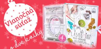 Vianočná súťaž o 2 knihy s množstvom kreatívnych nápadov!