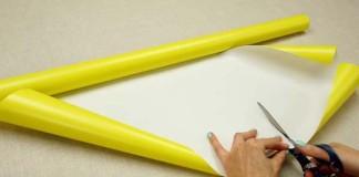 Darčeková taška z papiera | Jednoduchý a lacný nápad s návodom