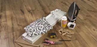Rímske rolety | DIY návody ako si ich vyrobiť z látky