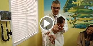 Ako utíšiť plačúce dieťa v priebehu pár sekúnd | Účinný spôsob