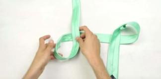 Návod ako uviazať kravatu za 10 sekúnd | Jednoducho a rýchlo