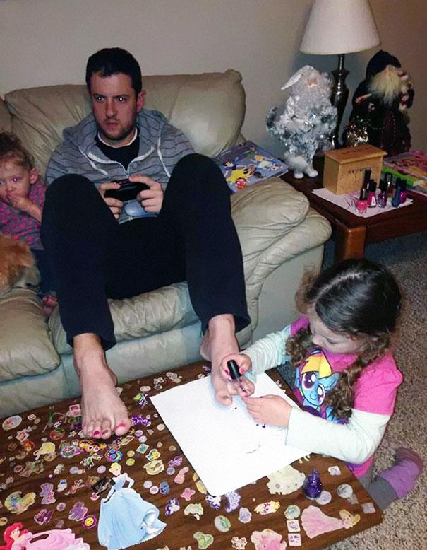 dcery robia ockov krajsimi 10