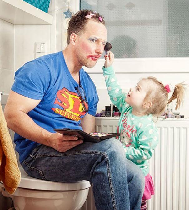 dcery robia ockov krajsimi 17