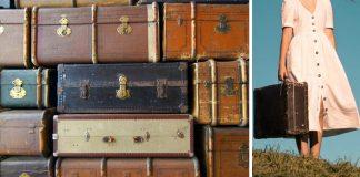 Ako využiť staré kufre | 20 kreatívnych nápadov ako im dať druhú šancu