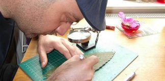 Vyrezávaním pretvára spadnuté lístie na umenie | Omid Asadi