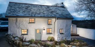 Vidiecký štýl bývania | Renovácia 300 ročného kamenného domčeka