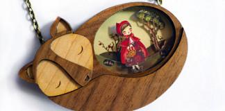 Originálne handmade šperky inšpirované rozprávkami | Laliblue