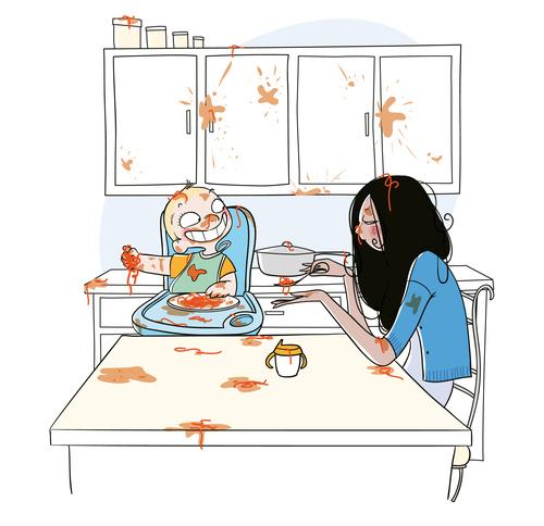 ilustracie ktorym bude rozumiet kazda matka nathalie jomard 2